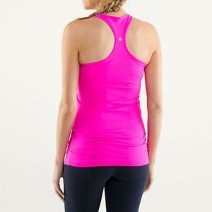 Lululemon Cool Racerback Tank Top Size 10
